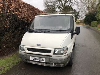 frijoles Tranquilidad de espíritu Millas  Cheap Used Ford Transit Vans For Sale in UK | Loot