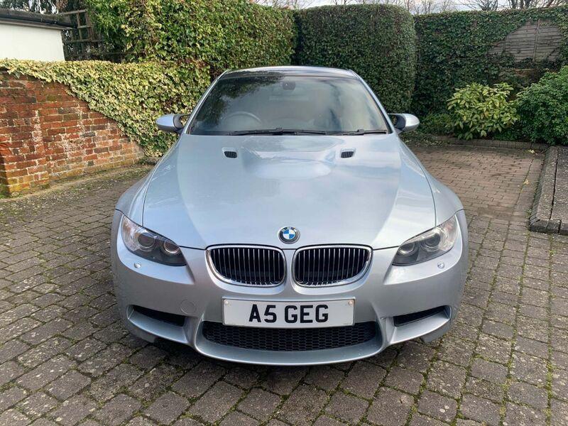 BMW M3 4.0 V8 2dr blue 2007 For Sale Motors | Cars | BMW ...