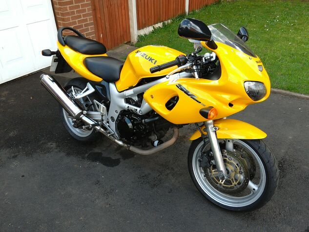 Suzuki, SV 650 S, Yellow For Sale Motors | Motorcycles & Scooters