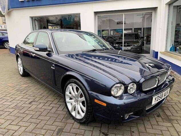 Jaguar Xj V6 Sovereign blue 2008 For Sale Motors | Cars ...